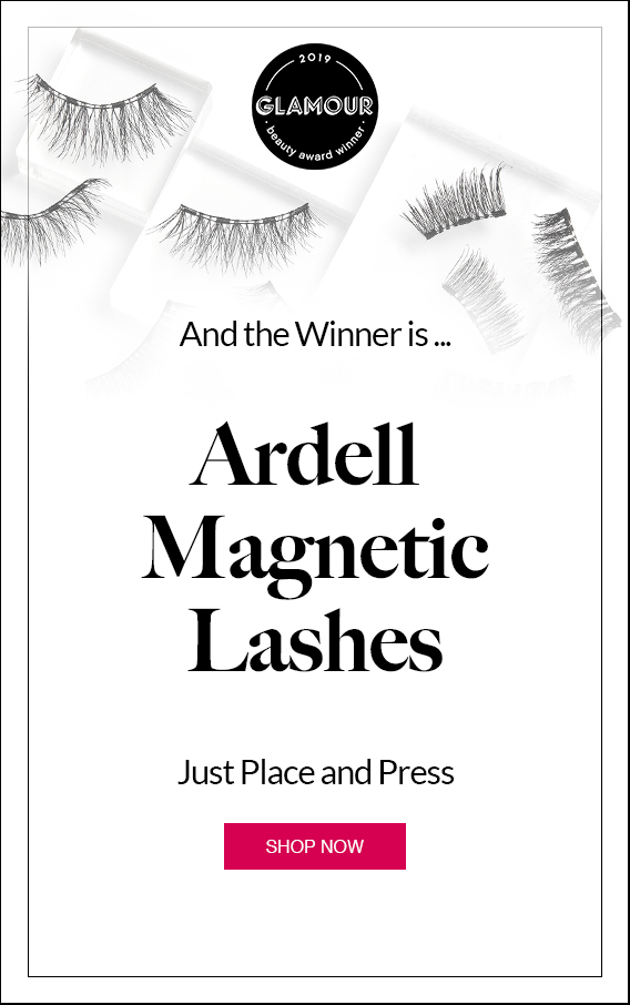 shop glamour magnetic lashes