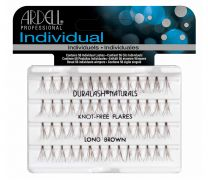 KNOT-FREE INDIVIDUALS LASHES - LONG (BROWN)