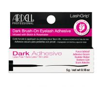 LASHGRIP® DARK BRUSH-ON EYELASH ADHESIVE - INFUSED WITH BIOTIN & ROSEWATER