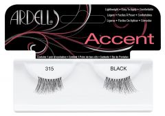ACCENTS 315 - BLACK