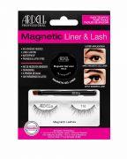 Ardell Magnetic Liner & Lash Kit, Lash 110