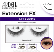 Extension FX Lash—L-Curl