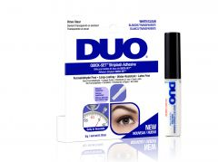 DUO Quick-Set Strip Lash Adhesive — Clear