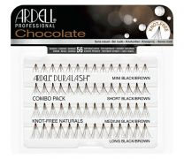CHOCOLATE NATURALS INDIVIDUALS COMBO PACK - BLACK/BROWN