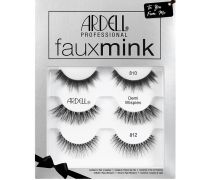 Ardell, Faux Mink Lash Variety Pack #2, 3 Pairs