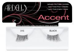 ACCENTS 315 - BLACK