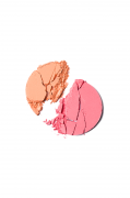 BLUSH ME HARDER_ ROUGE - SEXT ME BACK / LIFE OF THE PARTY (SHEER PEACH / SHEER PINK)