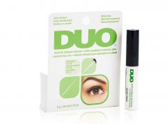 DUO Brush-On Striplash Adhesive, Clear, 0.5 fl oz