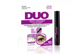 DUO Quick-Set Striplash Adhesive, Dark, 5g