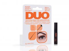 DUO Brush-On Striplash Adhesive, Dark, 0.5 fl oz
