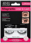 Ardell, Magnetic Liquid Liner & Lash Kit, Demi Wispies™