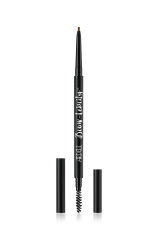 BROW-LEBRITY MICRO BROW PENCIL - DARK BROWN