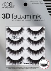 3D Faux Mink 854 — 4-Pack