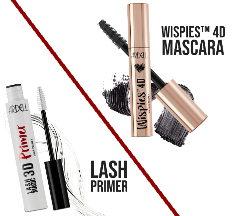 Ardell Beauty Lash Primer and Mascara